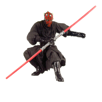 Sith Apprentice Darth Maul