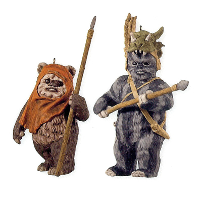 Wicket And Teebo